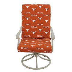 Texas Longhorns 2-Piece Chair Cushion