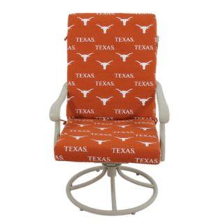 Texas Longhorns 2-Piece Chair Cushion