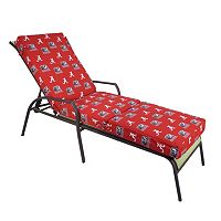 Alabama Crimson Tide 3-Piece Chaise Lounge Chair Cushion