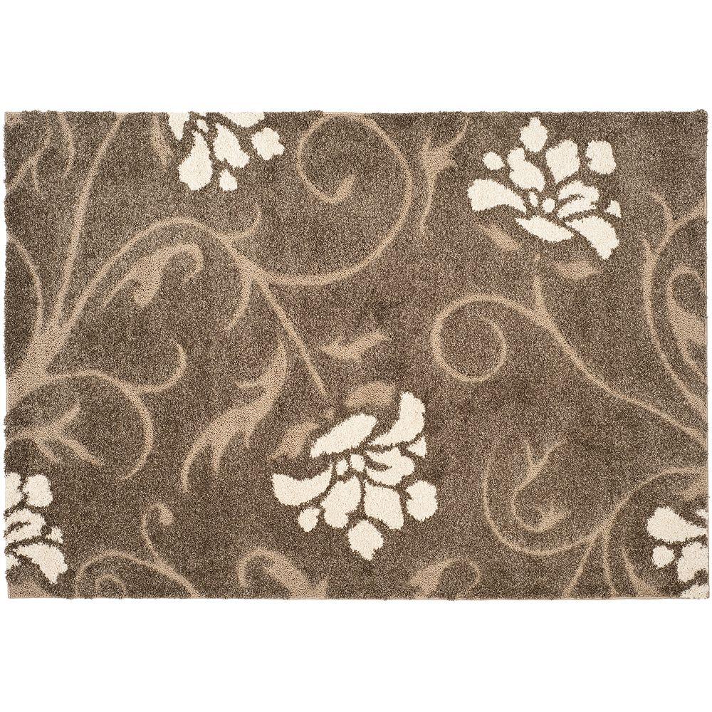 Safavieh Floral Shag Rug