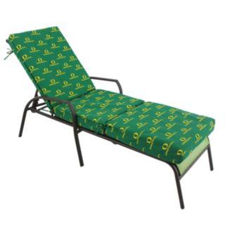 Oregon Ducks 3-Piece Chaise Lounge Chair Cushion
