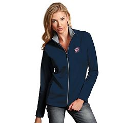 Women's Antigua Washington Nationals Leader Jacket