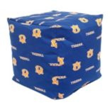 Auburn Tigers Cushion Cube Pouf