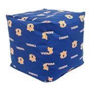 Auburn Tigers Cushion Cube Pouf