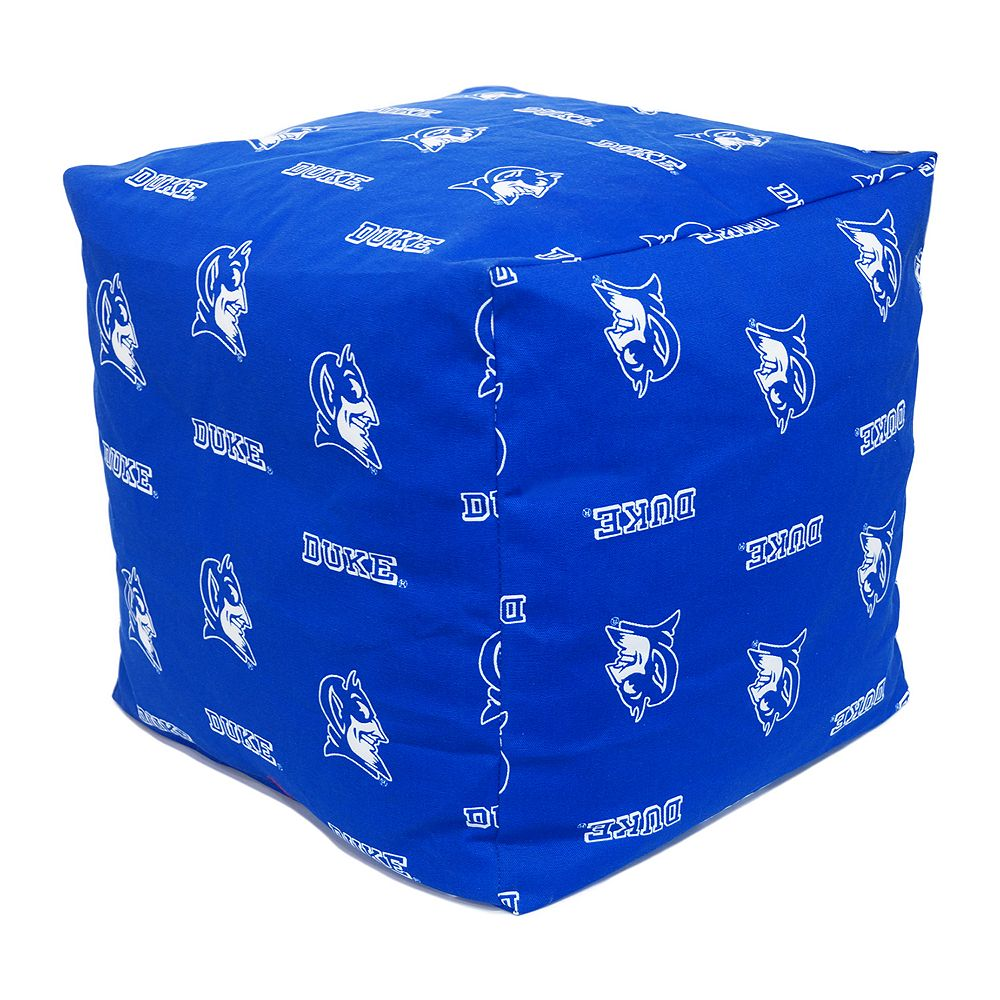 Duke Blue Devils Cushion Cube Pouf