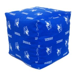 Duke Blue Devils Cushion Cube Pouf