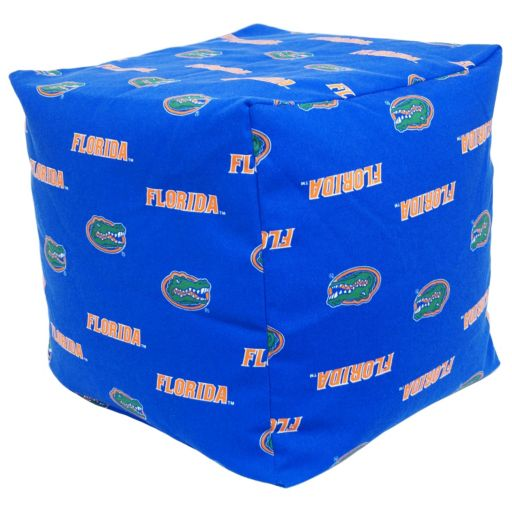 Florida Gators Cushion Cube Pouf