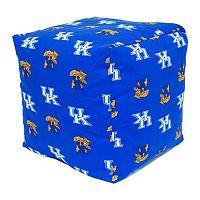Kentucky Wildcats Cushion Cube Pouf