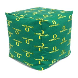 Oregon Ducks Cushion Cube Pouf