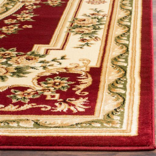 Safavieh Lyndhurst Floral Frame Rug