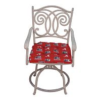 Alabama Crimson Tide D Chair Cushion