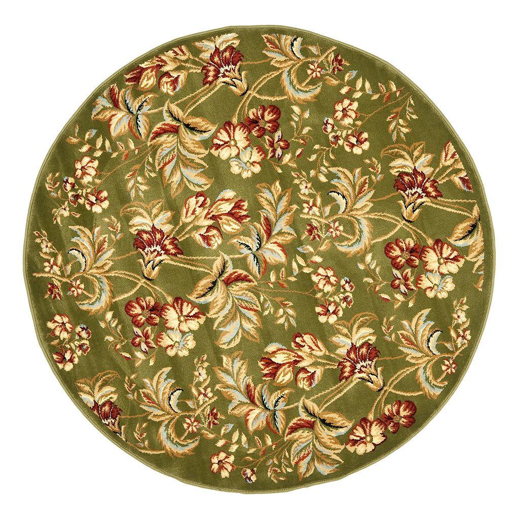 Safavieh Lyndhurst Floral Leaf Rug