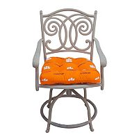Clemson Tigers D Chair Cushion