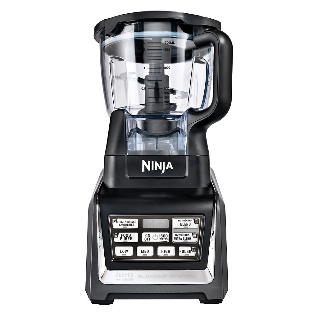 Nutri Ninja 13-pc. Blender System with Auto-iQ