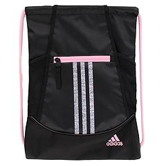 80421040373d adidas Alliance Drawstring Backpack