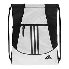 adidas Alliance Drawstring Backpack. Shock Pink Black Collegiate Navy Camo  White ... c1b39b035be5d