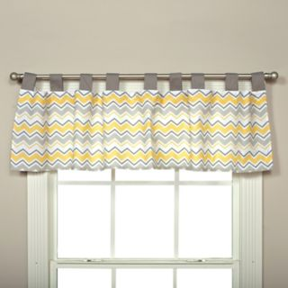 Trend Lab Zig Zag Window Valence
