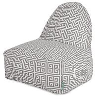 Majestic Home Goods Towers Indoor Outdoor Kick It Bean Bag Chair