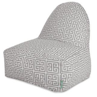 Majestic Home Goods Towers Indoor Outdoor Kick It Bean Bag Chair