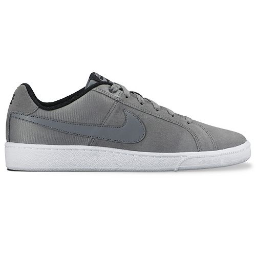 low priced 15a84 ae292 Nike Court Royale Plus Mens Leather Sneakers