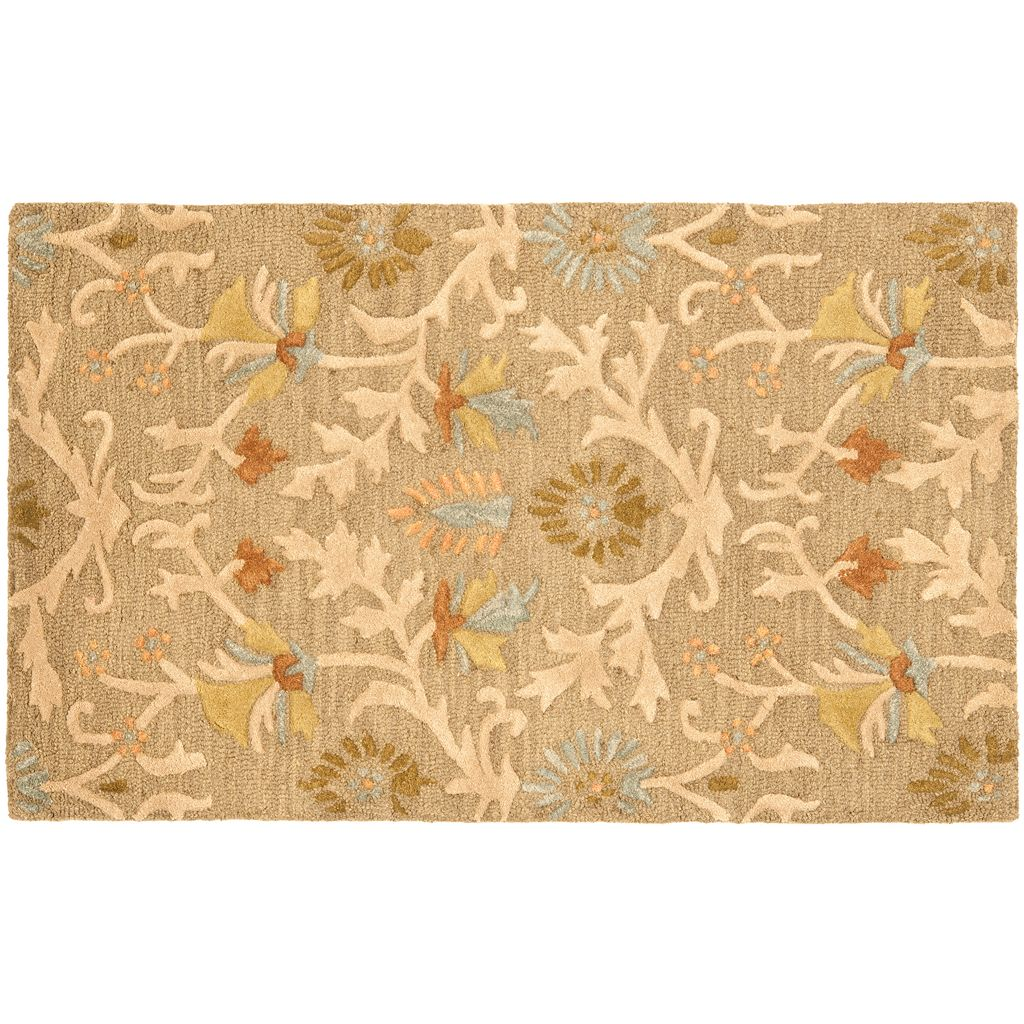 Safavieh Cambridge Floral Wool Rug