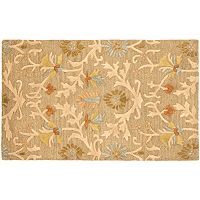 Safavieh Cambridge Floral Wool Rug