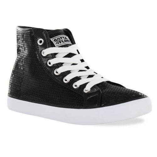 Gotta Flurt Disco II Women's ... High-Top Dance Shoes
