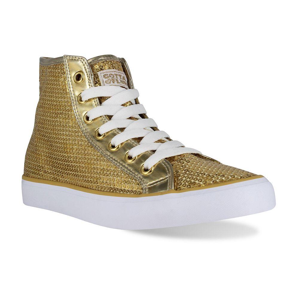 Gotta Flurt Disco II Women's High-Top Dance Shoes