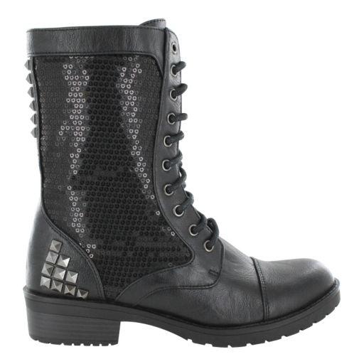 Gotta Flurt Swag HD Women's Dance Combat Boots