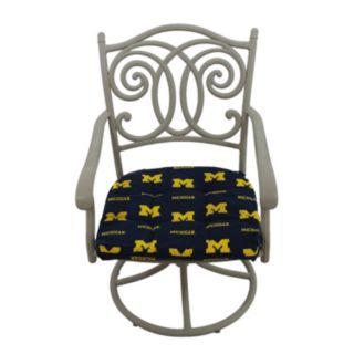 Michigan Wolverines D Chair Cushion