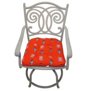 North Carolina State Wolfpack D Chair Cushion