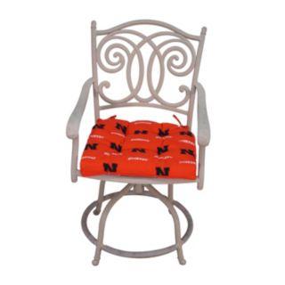 Nebraska Cornhuskers D Chair Cushion