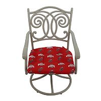 Ohio State Buckeyes D Chair Cushion