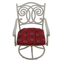 South Carolina Gamecocks D Chair Cushion