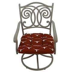 Texas Longhorns D Chair Cushion