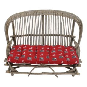 Alabama Crimson Tide Settee Cushion