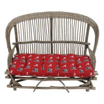 Alabama Crimson Tide Settee Cushion