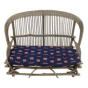 Auburn Tigers Settee Cushion