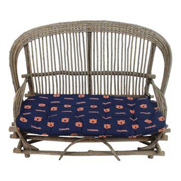 Auburn Tigers Settee Cushion