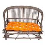 Clemson Tigers Settee Cushion