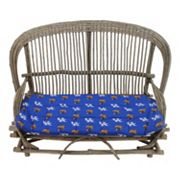 Kentucky Wildcats Settee Cushion