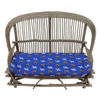 Kentucky Wildcats Settee Cushion