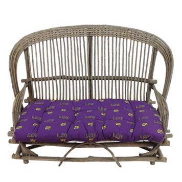 LSU Tigers Settee Cushion