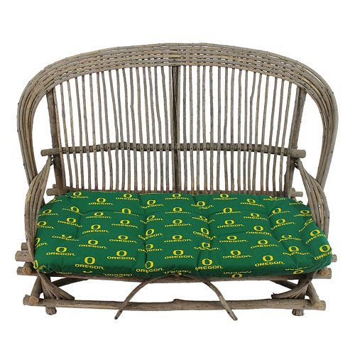 Oregon Ducks Settee Cushion