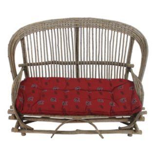 South Carolina Gamecocks Settee Cushion