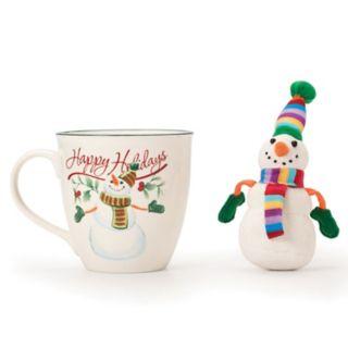 Pfaltzgraff Winterberry 2-pc. Mug & Ornament Set