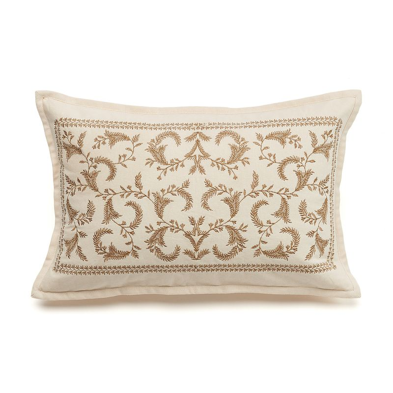 Chaps Home Embroidered Throw Pillow Sham