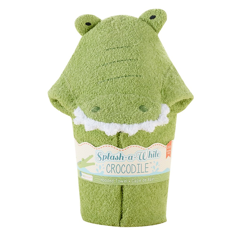 Baby Aspen Hooded Spa Towel - Baby Neutral