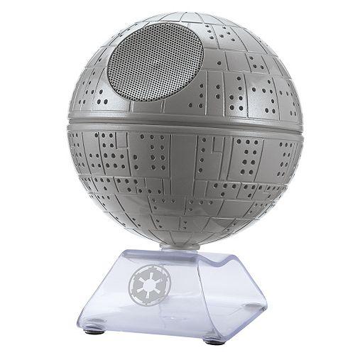 Star Wars Death Star Bluetooth Speaker by iHome