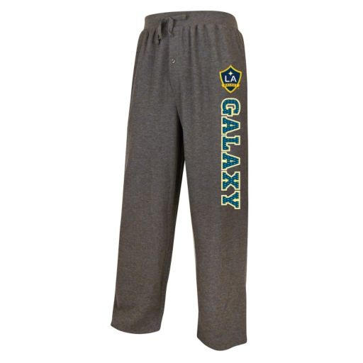 Men's College Concepts Los Angeles Galaxy Knit Pants